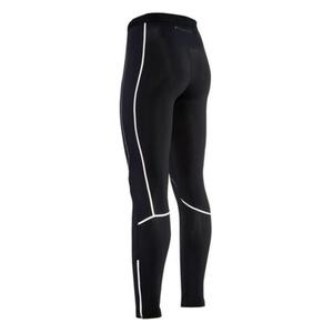 ženske hlače z membrana Silvini WP1314 črna, Silvini