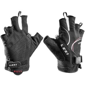 rokavice LEKI Nordic Lite Shark kratka 63690103 črno-bela-rdeča, Leki