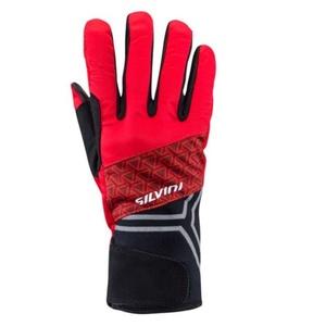 zima rokavice Silvini Arno UA1307 rdeča, Silvini