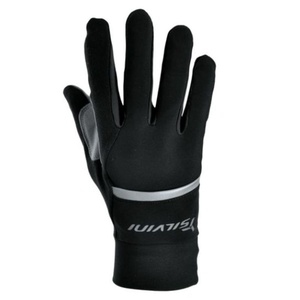 unisex rokavice Silvini Isonzo UA905 črno-belo, Silvini