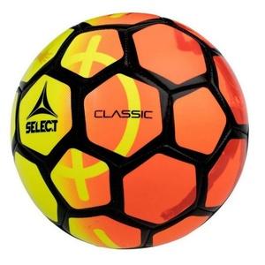 nogomet žoga Select FB Classic rumena oranžna, Select