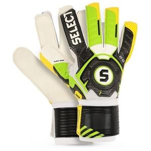 Vratar rokavice Select 22 flexi oprijem zelena oranžna, Select