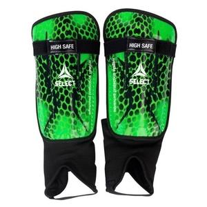 ščitniki shin Select shin stražarjev visoka varno zelena črna, Select