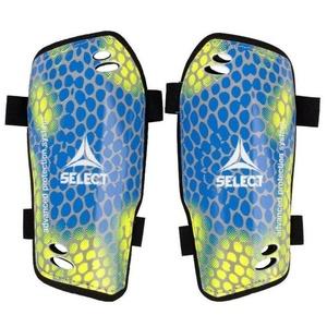 ščitniki shin Select shin stražarjev standardna rumena blue, Select