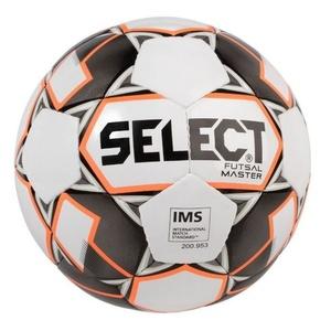 Futsal žoga Select FB futsal Master bela oranžna vel. 4, Select