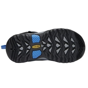 Otroci čevlji Keen Levo Zima WP C, črno / baleine blue, Keen
