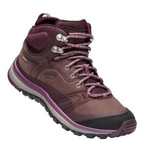 ženske čevlji Keen Terrador usnje MID WP W, poper / vino degustacija, Keen