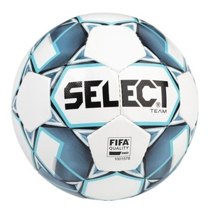 nogomet žoga Select FB ekipa FIFA bela blue vel. 5, Select