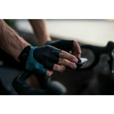 rokavice na krog Rogelli PRESA, črno-kaki 006.360, Rogelli
