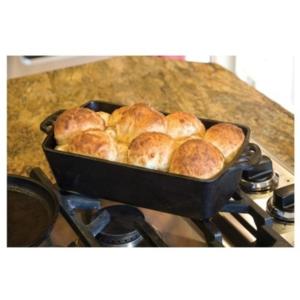 iz litega železa pan na kruh Camp Chef, Camp Chef