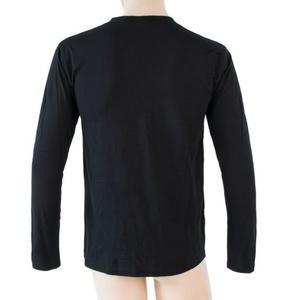 moški majica Sensor MERINO ACTIVE PT LABEL črna 18200016, Sensor