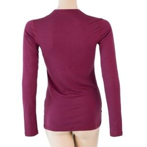 ženske majica Sensor MERINO DF LABEL lilla 18200020, Sensor