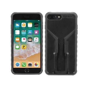 posoda Topeak RIDECASE za iphone 6 plus, 6s plus, 7 plus, 8 plus črna / siva 2019, Topeak