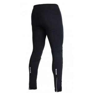tek hlače Salming toplotna veter hlačne nogavice moški črna, Salming