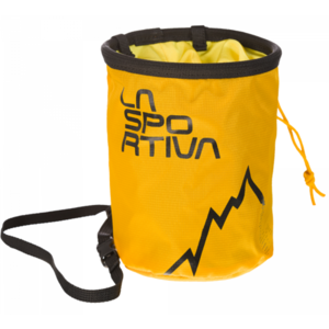 torba na magnezij La Sportiva LSP Chalk Bag rumena, La Sportiva