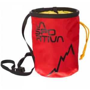 torba na magnezij La Sportiva LSP Chalk Bag rdeča, La Sportiva