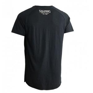 moški majica Salming Edge tee črna, Salming