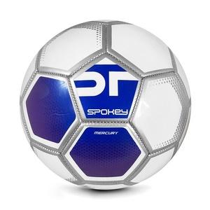 Spokey MERCURY nogomet žoga vel. 5 bela in modra, Spokey