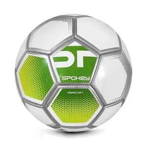 Spokey MERCURY nogomet žoga vel. 5 sivo-zelena, Spokey