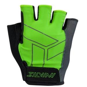 moški rokavice Silvini Liro MA1444 zelena, Silvini