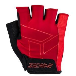 moški rokavice Silvini Liro MA1444 rdeča, Silvini