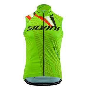 moški telovnik Silvini TEAM MJ1404 zelena, Silvini
