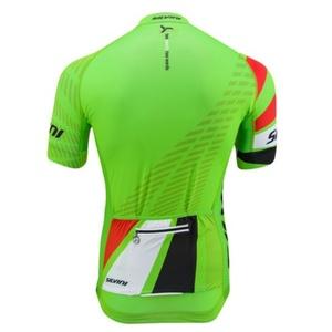 moški kolesarjenje majica Silvini TEAM MD1400 zelena, Silvini