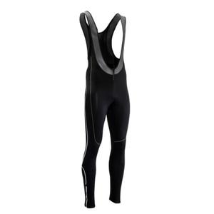 moški elastični hlače Silvini MOVENZA MP1320 črna zelena, Silvini
