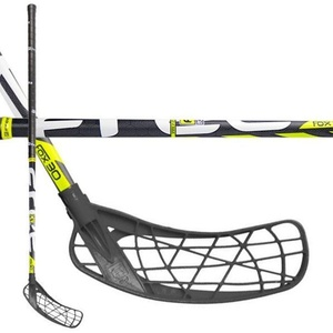 Floorball palica FREEZ FOX 30 BLACK 103 OKROGLA SB L, Freez