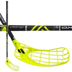 Floorball palica OXDOG ULTRALIGHT HES 29 YL 101 OVAL MBC, Oxdog