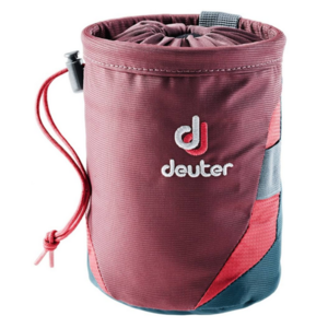 torba na magnezij Deuter Gravity Chalk Bag I M maron-arctic, Deuter