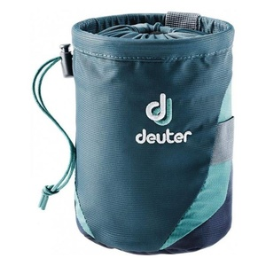 torba na magnezij Deuter Gravity Chalk Bag I M arktično-mornarica, Deuter