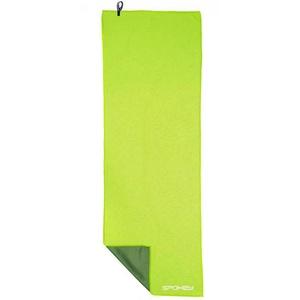 hlajenje hitro brisača Spokey COOLER 31x84 cm, zelena, Spokey