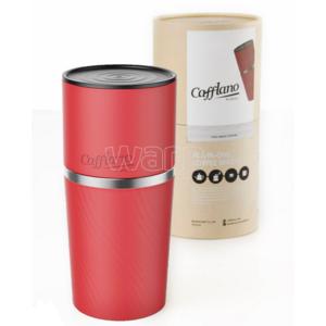 Outdoorovy aparat za kavo Cafflano Klassic rdeča CAF0003, Cafflano