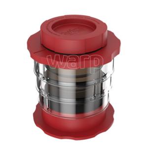 Outdoorovy aparat za kavo Cafflano Kompakt rdeča CAF0004, Cafflano
