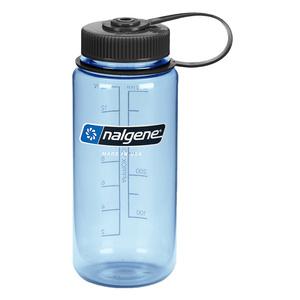 steklenica Nalgene širok usta 0,5l Tuxedo_Blue/682010-0421, Nalgene