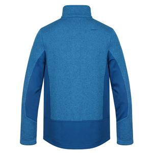 moški flis pulover Husky Alan M tm. blue, Husky