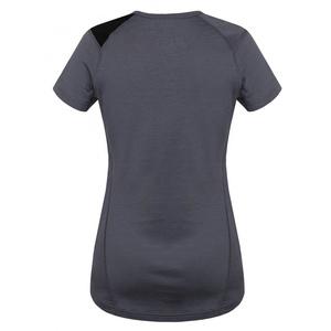 ženske merino majica Husky Psiček siva, Husky