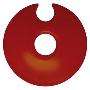 krožnik LEKI Dirkaški treking 50mm rdeča (856600106), Leki