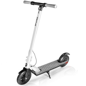 električni skuter Spokey VENOM črno-belo, Spokey