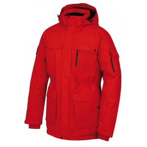 moški pero jakna Husky Dantex M rdeča, Husky