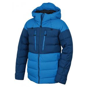 moški pero jakna Husky Dester M modra / temna barva, Husky