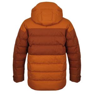 moški pero jakna Husky Dester M rjavo-oranžna / rjava, Husky