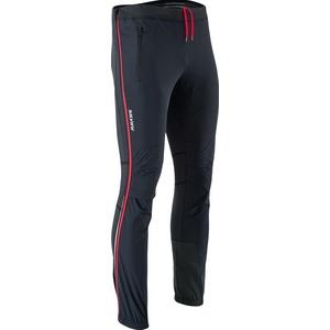 moški hlače Silvini Soracte za MP1513 črna / rdeča 0820, Silvini