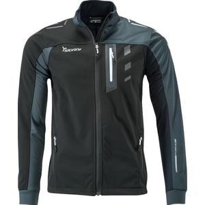 moški softshell jakna Silvini Casino črna, Silvini