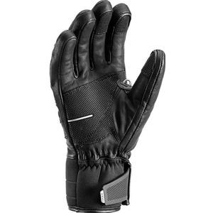 rokavice LEKI Progresivno 8 S bela / črna 649815302, Leki