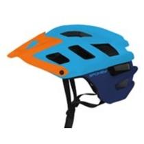 kolesarji čelada za odrasla oseba Spokey SINGLETRAIL blue, Spokey