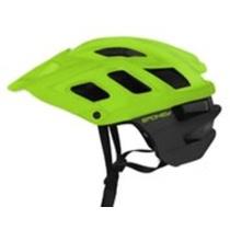 kolesarji čelada za odrasla oseba Spokey SINGLETRAIL zelena, Spokey