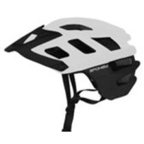 kolesarji čelada za odrasla oseba Spokey SINGLETRAIL bela, Spokey