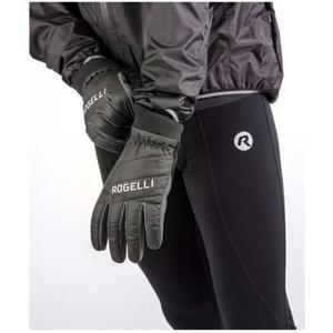 rokavice Rogelli ATLAS črna 006.130, Rogelli